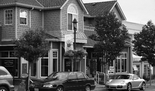 Boutique Shopping in Qualicum Beach